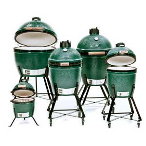 Big Green Egg BBQ's