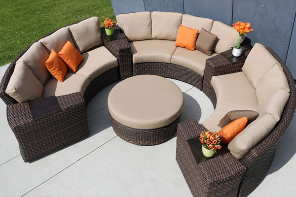 Ratana Portfino Collection Outdoor Furniture